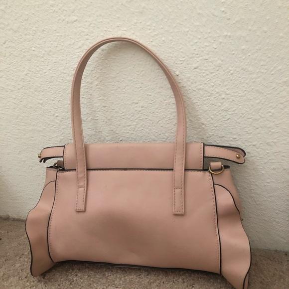 Handbags - Peach or light pink bag